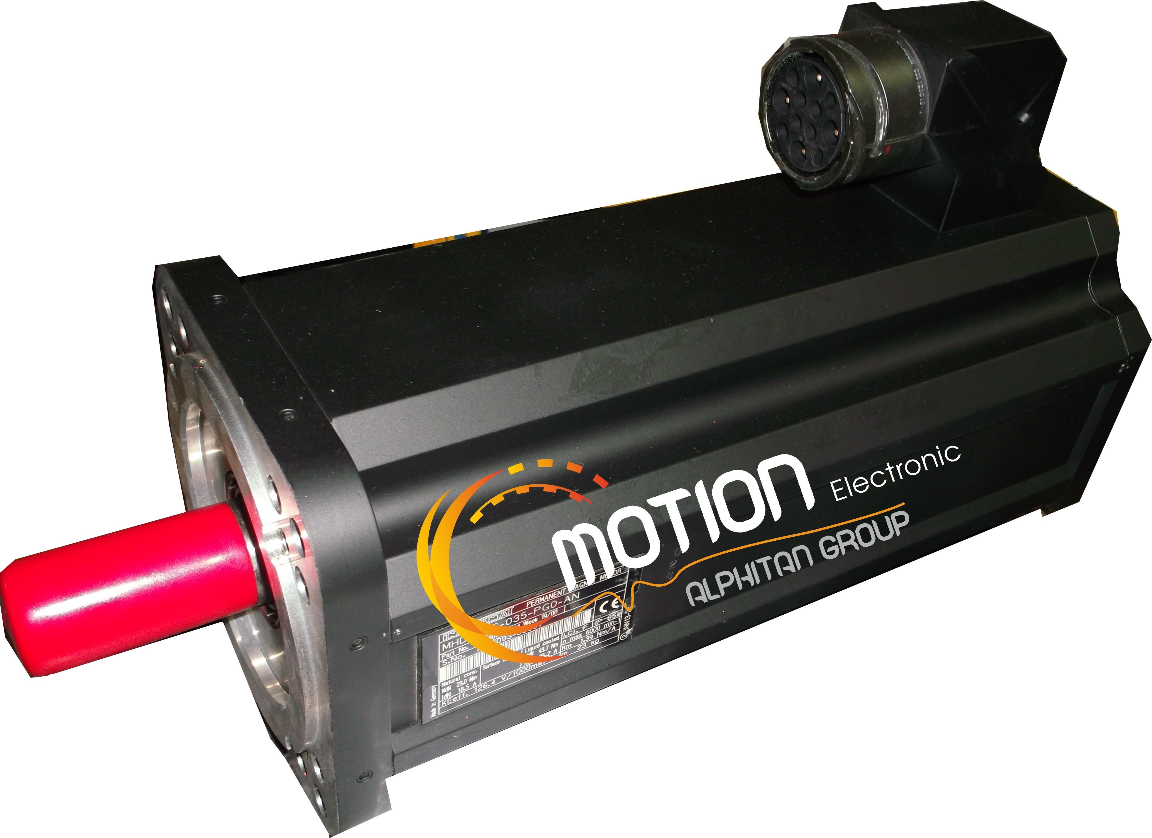 Indramat Mhd093c 035 Pg0 An Motor