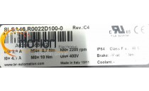 BR AUTOMATION 8LSA46.R0022D100-0 MOTOR