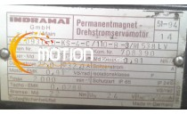 INDRAMAT MAC093C-0-KS-4-C/110-B-3/WI538LV MOTOR