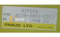 FANUC A03B-0807-C011 MODULE