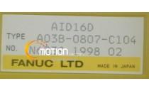 FANUC A03B-0807-C104 MODULE