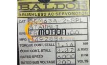 MOTEUR BALDOR BSM63A-2-SPL