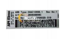 ABB ROBOTICS 3HAC10556-1 MOTOR