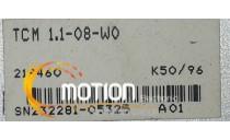 INDRAMAT TCM 1.1-08-W0 UMRICHTER